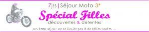 voyage moto femme motarde en France
