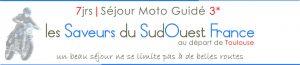 voyage moto sud france 7j etiquette