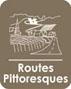 voyage moto picto itineraire