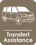 voyage moto picto transfert aéroport