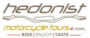 logo Agence Voyage Moto Hedonist Motorcycle Tours