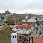 voyage moto Bmw espagne Andalousie village