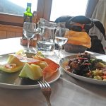 voyage moto Bmw espagne Andalousie lunch