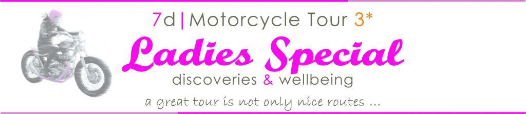 women motorcycle tour travel france