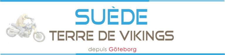Voyage Moto Suède