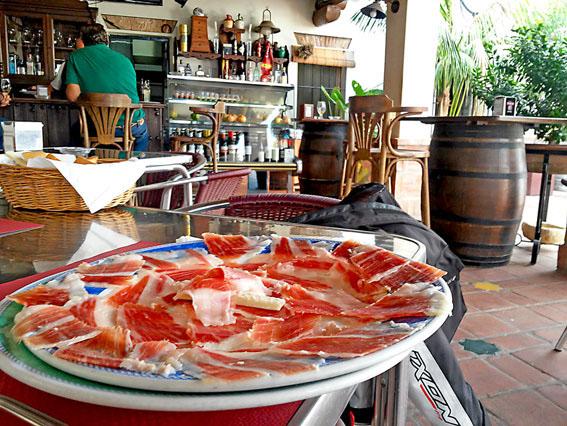 Voyage Moto Andalousie Espagne 1