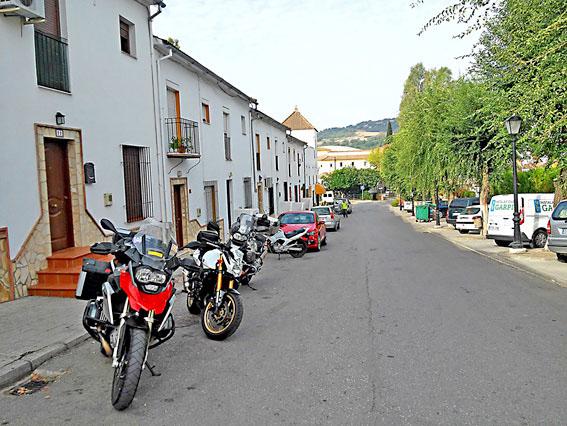 Voyage Moto Andalousie Espagne 10