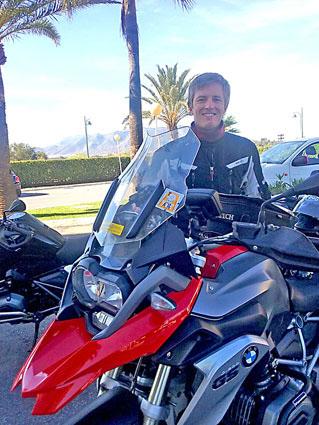 Voyage Moto Andalousie Espagne 8