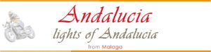 logo motorcycle tours andalucia spain Lights