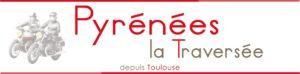 logo Voyage Moto Pyrenees La Traversée 7