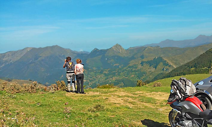 Agence Voyages Moto Bmw France Pyrenees