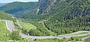 voyage 7jours moto pyrenees motorcycletours Aubisque 2