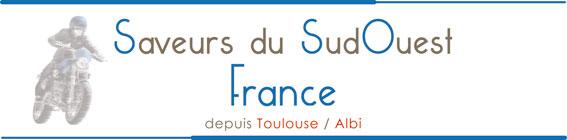 Voyage Moto France Sud Albi