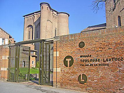voyage-moto france sud ToulouseLautrec