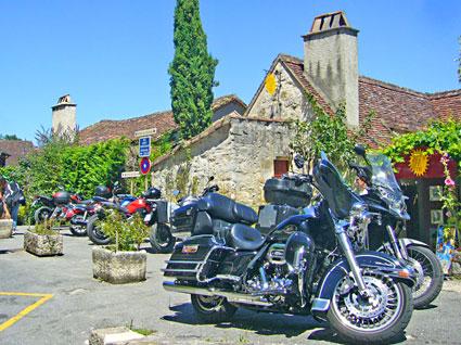 voyage-moto france sud Cahors