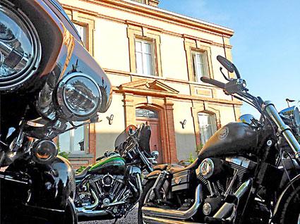 voyage-moto france sud Albi
