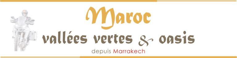 etiquette Voyage Moto Maroc