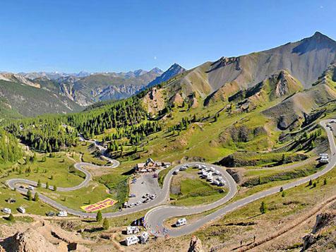 Voyage Traversée des Alpes à moto 11