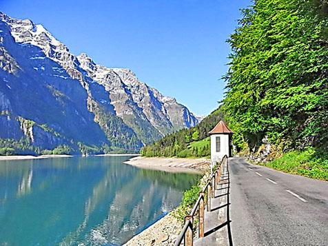 Voyage Traversée des Alpes à moto 12