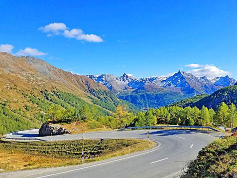 Voyage Traversée des Alpes à moto 13