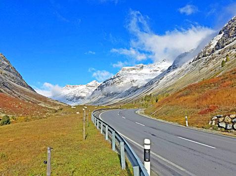 Voyage Traversée des Alpes à moto 15