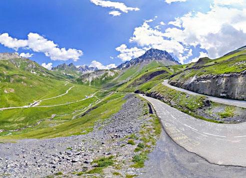 Voyage Traversée des Alpes à moto 16