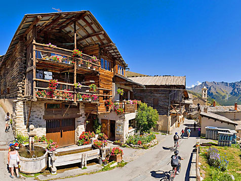 Voyage Traversée des Alpes à moto 18