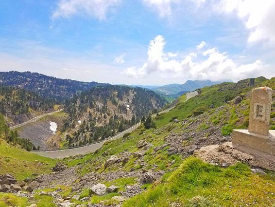 voyage moto france alpes bonette