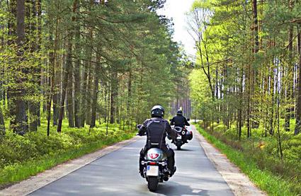 Voyage Moto Suede 6 centre