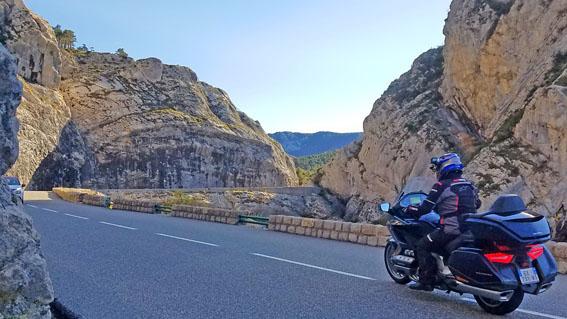 Voyages Moto Alpes Premium Honda Goldwing Africa Twin